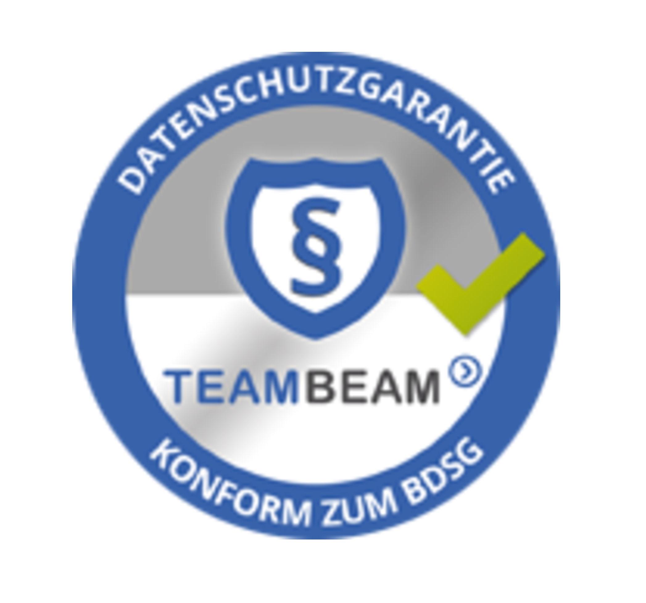 TeamBeam (+1 TB Speicherplatz extra)